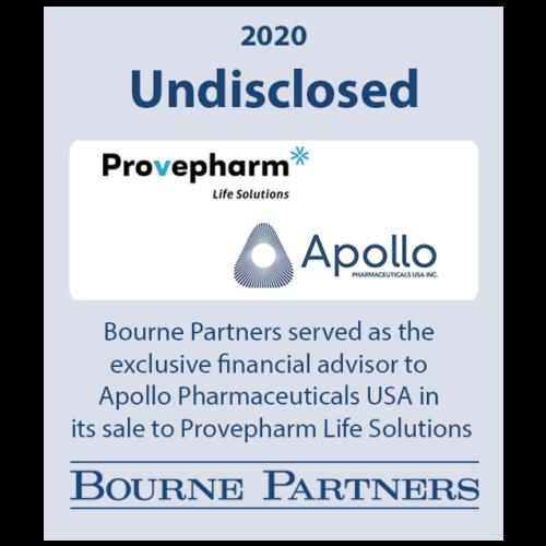 Apollo Provepharm 500x500 - Investment Banking