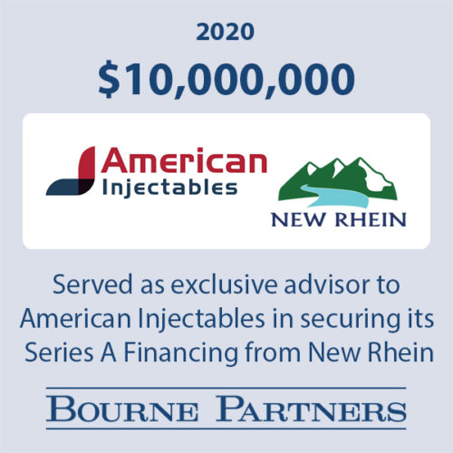 American Injectables New Rhein 500x500 - Investment Banking