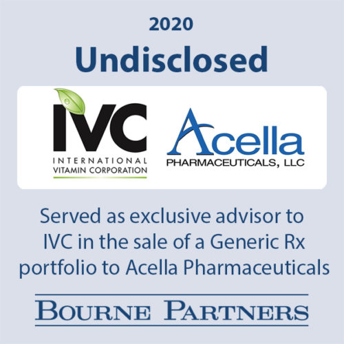 IVC Acella 500x500 - Investment Banking