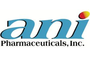 ANI pharmaceuticals logo 300x197 - Investment Banking
